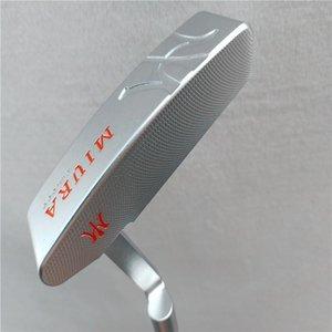 Golfschläger Miura KM-009 Golf Putter 33/34/35 Zoll-Stahlwelle mit Kopf Cover.Free Versand