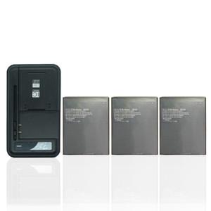Batterie al dettaglio / Bulk KE40 telefono cellulare Li-ion Battery + Universall Caricatore per Motorola Moto KE40 cellulari