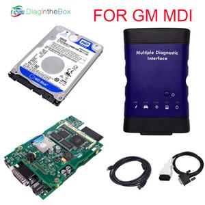 GM MDI WIFI 다국어 스캐너를위한 GM MDI 다중 진단 인터페이스의 최상위 등급