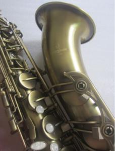 ياناجيساوا T-992 جودة عالية تينور ساكسفون الموسيقية براس العتيقة النحاس سطح bb لهجة ساكس مع حالة المعبرة