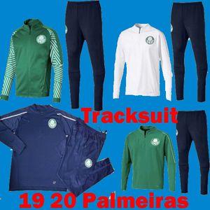 Tayland Kalite 2019 chándal Palmeiras Eşofman Takımı 2020 Palmeiras Eğitim Survetement Ceket + Pantolon Spor Suit Flamengo spor giyim seti