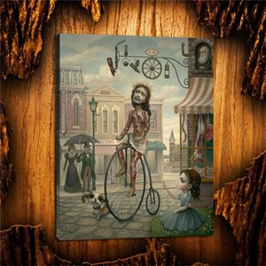 Mark Ryden This Is A Fan Blog,HD Canvas Printing New Home Decoration Art Painting (Unframed Framed)