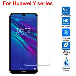 Защитное стекло для Huawei Y9 Prime Y5 Y6 P Смарт Z 2019 Screen Protector закаленного стекла для Huawei Y5 Y6 Y7 премьер 2018 года Glass