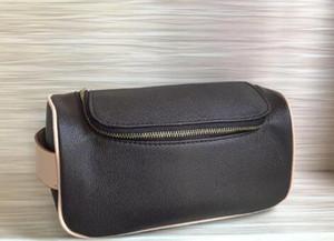 las mujeres nuevas de la manera mujeres de los hombres colgante del recorrido bolsas de cosméticos de maquillaje cosmético impermeable durable caja de la caja de belleza Organizador Toil
