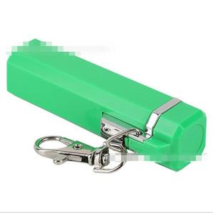 Colorido Cinzeiro de Bolso com chaves Quadrados Cigarette Smoking Ash Tray Titular ferramenta de armazenamento 2 estilos Para Home Office Use presente