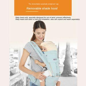 Infante recém-nascido portador de bebê respirável Ergonomic Enrole Sling Backpack 2019 Atualização