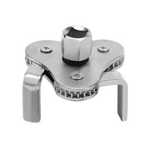 LOONFUNG LF150 오일 필터 렌치 도구 (3 개의 턱 제거 도구 포함) 2/1 - 3/8 어댑터 필터 렌치