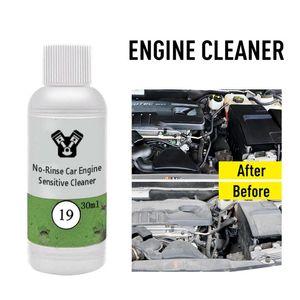 1PC 30ML مقصورة المحرك منظف يزيل النفط الثقيل السيارات Accessries محرك مستودع منظف السيارات Accessries