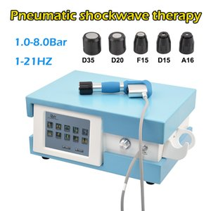 Hight Quality Extracorporeal Shock Wave Therapy Pneumatic Shockwave Therapy For Shoulder Pain Treatment Health Care Massage Machine