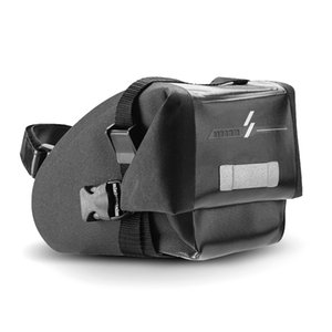 Bicycle Rear Top Tube Bag MTB Cycling Seats Tail Reflective Pannier Backpack Bike Accessories Waterproof Bike Saddle Bag