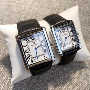 Top quality PABLO RAEZ moda rose gold men 40mm senhoras 34mm vida de quartzo à prova d 'água casal relógios casuais presente de aço inoxidável relógio de Luxo