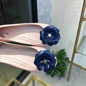 2019 neue weisefrauenentwerfers xiang xiang einzelnen Schuh Geleeschuhe weich Speicher Eva hohe elastische Schaum-Einlegesohlen Größe 35-39 ck05