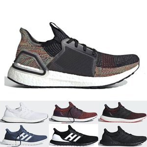 2019arrival ultra boost ultraboost 19 tênis para mulheres dos homens Oreo REFRACT True Pink mens trainer respirável esportes sneakers36-45