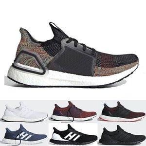 2019arrival ultra boost ultraboost 19 zapatillas de running para hombre mujer Oreo REFRACT True Pink para hombre zapatillas deportivas transpirables36-45