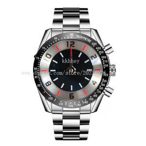Brand New Montre Homme Bracelet en acier inoxydable F1 Sport Montres Mode Montre Homme horloge Saat relogio masculino reloj hombre