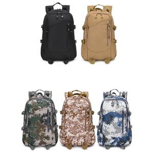 FIRECLUB Multifunktions Wandern Camping Camouflage Taktischer Rucksack Große Kapazität Tragbare Outdoor Tasche