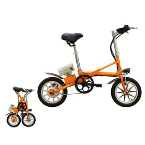 36V250W 14 pouces vélo pliant e avec pneu Kenda