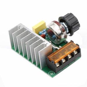 4000W 220V AC SCR Запасные части Инструменты регулятор напряжения диммер термостат Электрический контроллер мотора 4000W 220V AC SCR Замена части