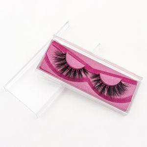 factory wholesale false eyelashes 5D mink private label false eyelashes 100% mink eye lashes free shipping
