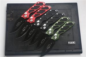 DOC Killswitch faca automática D2 faca dobrável 3 cor auto faca Tactical caça pesca Auto-defesa especial EDC facas