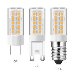 Dimmable Lâmpada LED G4 GY6.35 G8 G9 E11 E12 E14 E17 BA15d 110V 220V 9W 2835 78LEDs Lâmpada substituir lâmpada halógena