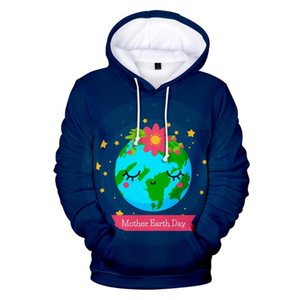 2020 New Arrivals Kpopearth Day 3D Hoodies Men women Spring autumn winter Men's Clothing Clothes Hoody Fashion Unisex