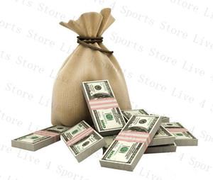 Personnalisés et autres produits lien de paiement Pour plus de détails client Frais d'expédition ou faire la différence de prix (1 pièce = 1USD)