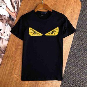 New arrival in summer 2020 top designer clothing men's T-shirt Medusa print T-shirt M-3XL