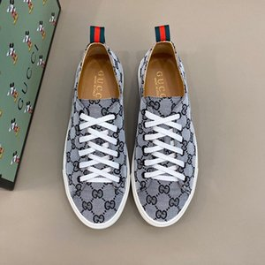 Ace Bee Stripes chaussure de marche Sport Formateurs Tiger Chaussures Homme Femmes Chaussures Sneaker Casual Luxury Serpent Designer Baskets basses en cuir R231