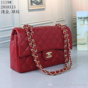 Markenhandtaschen luxurys Handtasche Designer Schultertasche Hochwertige neueste Damen Kette Umhängetasche Umhängetasche freies Einkaufen 1013