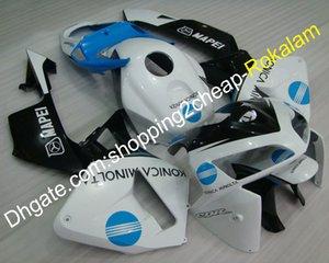 Carenagem de injeção para Honda Cowling CBR600RR F5 2005 2006 CBR 600RR 05 06 CBR600F5 Carenagem de motocicleta de Konica Minolta (modelação por injeção)
