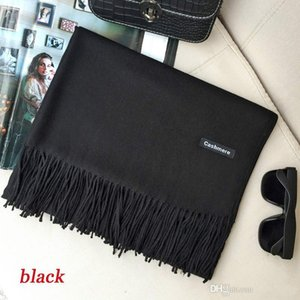 Top qualtiy 100% Cashmere Winter Scarf Man And Women Brand Big Size Scarves Men Pashmina Infinity Scarf Women Thick Shawls 11 colors chose