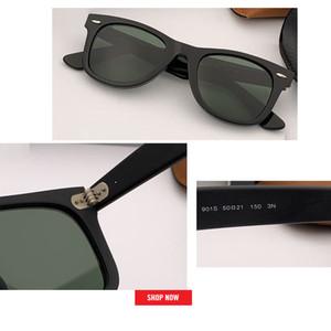 Top quality atacado quadrado Óculos De Sol Dos Homens Óculos de Sol Acetato Mulheres uv400 lente de vidro Óculos Legal 54mm 50mm tamanho gafas