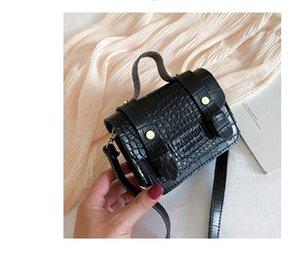Textured Mini Bag Female 2020 New Wave Summer Fashion Messenger Bag Foreign Wild Shoulder Bags