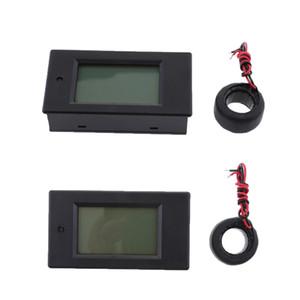 2Pack 80V-260V 100A Current Voltage Power Analyzer Meter Ammeter Voltmeter