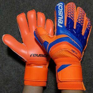 sports de plein air Gants de gardien enfants Entrée niveau gardien de football doigt anti-dérapant gants en relief