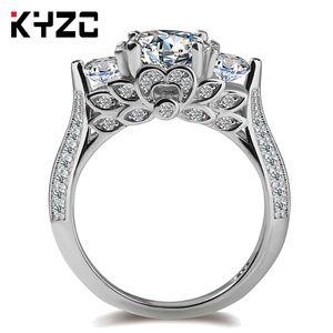 American and European popular rings creative micro-zircon diamond rings Korean version of women jewelry
