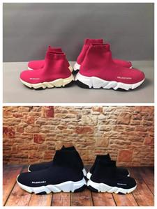 ragazzino scarpa da basket piccola scuola bambina esecuzione scarpe da ginnastica scarpe rosa formatori moda colore capretto scarpe bambini ragazzo di pallacanestro nero eu 24-35