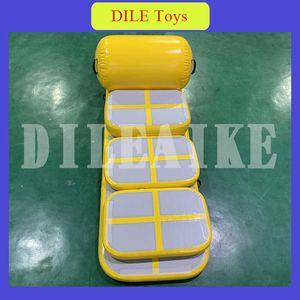 Freies Verschiffen 3x1x0.1m Aufblasbare Luftkissenbahn Gymnastik Luftmatratze Wasser Trampoline Wäschetrockner Gym Mat Für Verkauf