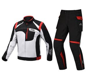 Зимние теплая дышащие гоночный костюм / верхом внедорожная куртка / открытые спортивные куртки и брюки / мотоциклетных куртки брюки задействуя одежды набора