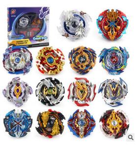 Hot Vendas Beyblades (2pcs / set) 10 Projetos com Battle Arena 4D Lançador Bayblade Explosão Evolução spinning top brinquedos para as crianças