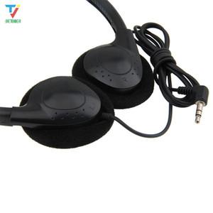 Écouteurs d'écouteurs jetables les moins chers pour l'école, la bibliothèque, la salle de classe, les étudiants d'hôpital d'avion et le centre de forme physique d'enfants et d'adultes