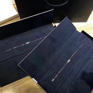 Luxe Force 10 S925 argent sterling pleine de cristal Cheval Boucle Pendentif Charm Bracelet chaîne pour les femmes Bijoux