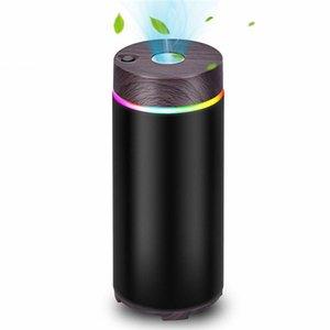 Mini 150ML Aromaterapia portátil Essential Oil Difusor USB umidificador de ar elétrica Aroma Difusor Fogger Para Carro umidificador de ar