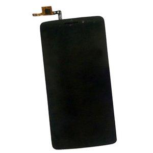 5.5inch LCD сенсорный экран Digitizer Замена тяга для Alcatel One Touch Idol 3 6045, OT6045, 6045F, 6045K, 6045Y Black