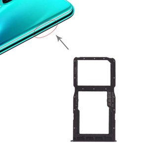 iPartsBuy SIM-карты лоток + SIM-карты лоток / Micro SD Card для Huawei P30 Lite