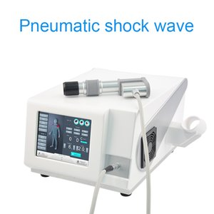 Portable high power Acoustic Shockwave Therapy Equipment for orthopaedics physical machine portable pneumatic ballistic shockwave therapy
