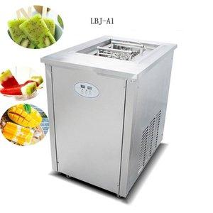 Das neuartige automatische Eis am Stiel Maschine Single-Mode-Edelstahl Joghurt Eis am Stiel Maschine zum Großhandelspreis