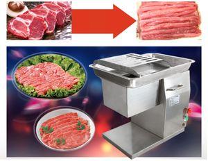 2020 Лучший Продавец свежее мясо резки толщина машины доступны коммерческие мясо slicer машина свежее мясо мясорубка резак машина