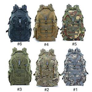 Mochila Ciclismo Bag Hunting Picnic Tactical 25L Oxford 900D Encryption Backpack Camping Saco de Montanhismo